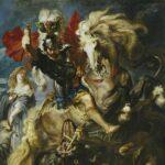 Святой Георгий и дракон