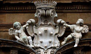 Герб итальянского семейства Медичи